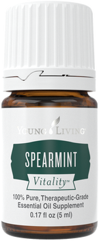 Spearmint Essential Oil|Young Living|Hearth and Caravan
