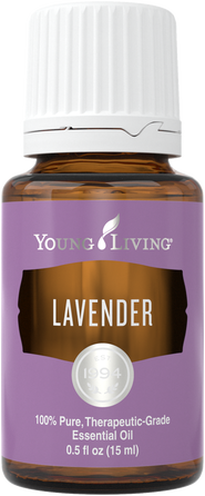 Lavender Essential Oil|Young Living|Hearth and Caravan