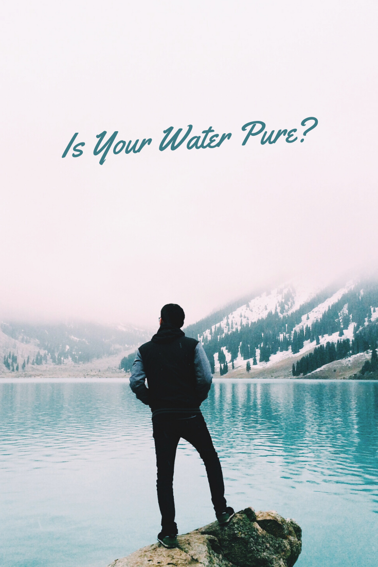 Water Purification|Filtration|Hiking|Home|SHTF