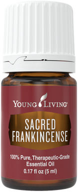 Sacred Frankincense Essential Oil|Young Living|Hearth and Caravan