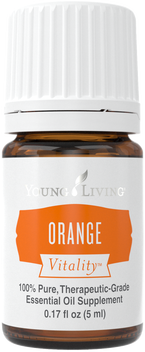 Orange Essential Oil|Young Living|Hearth and Caravan