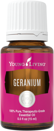 Geranium Essential Oil|Young Living|Hearth and Caravan