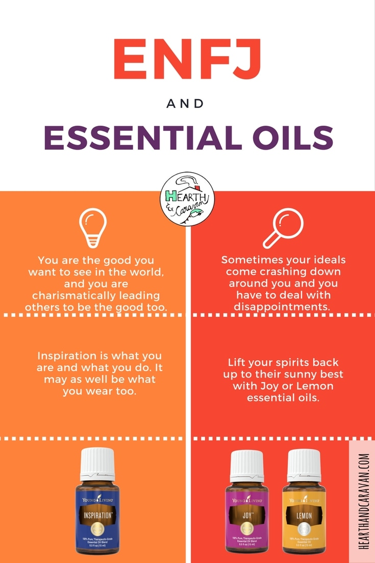 ENFJ-Your MBTI Personality Type and Essential Oils