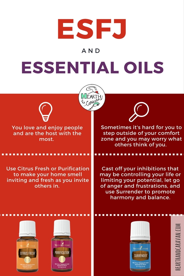 ESFJ-Your MBTI Personality Type and Essential Oils