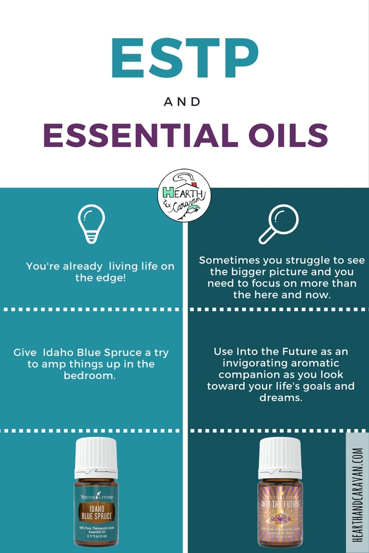 ESTP-Your MBTI Personality Type and Essential Oils