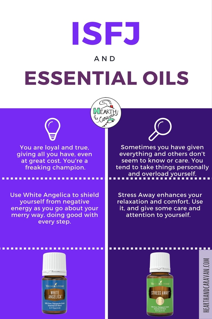 ISFJ-Your MBTI Personality Type and Essential Oils