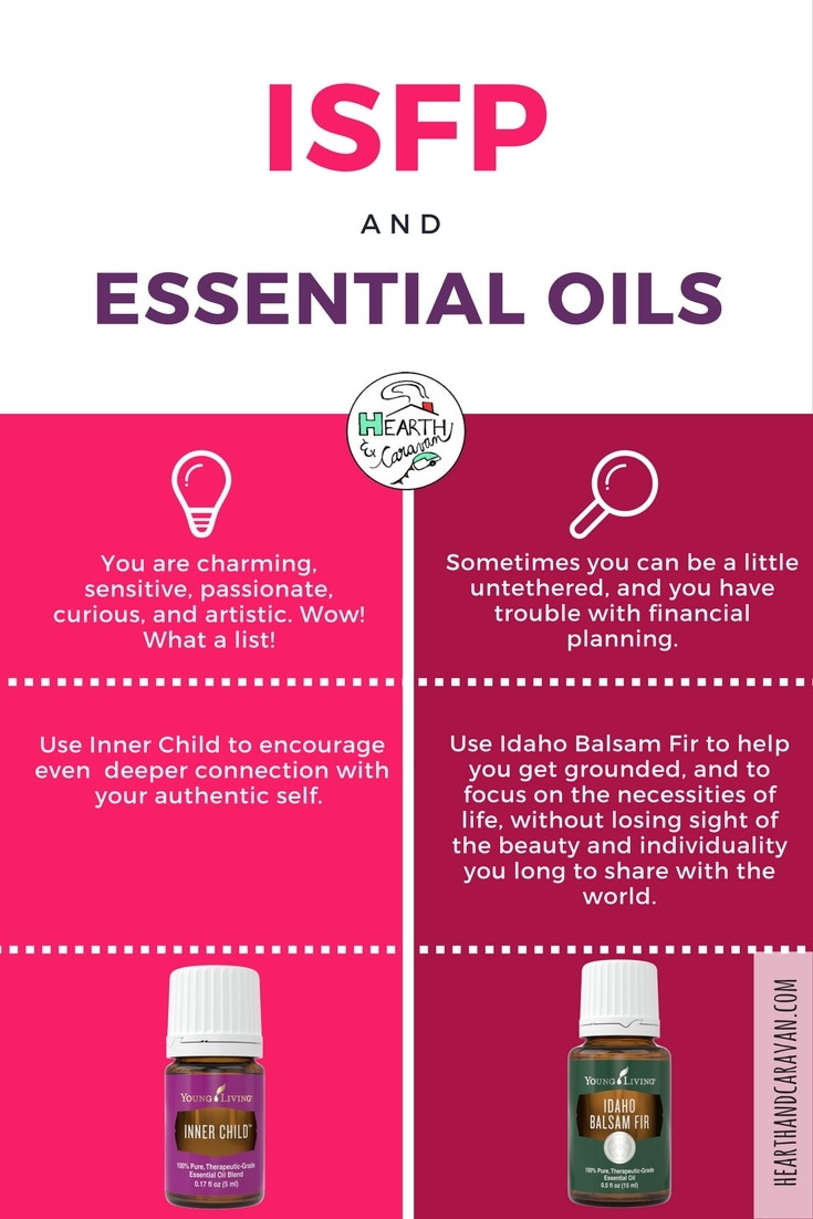 ISFP-Your MBTI Personality Type and Essential Oils